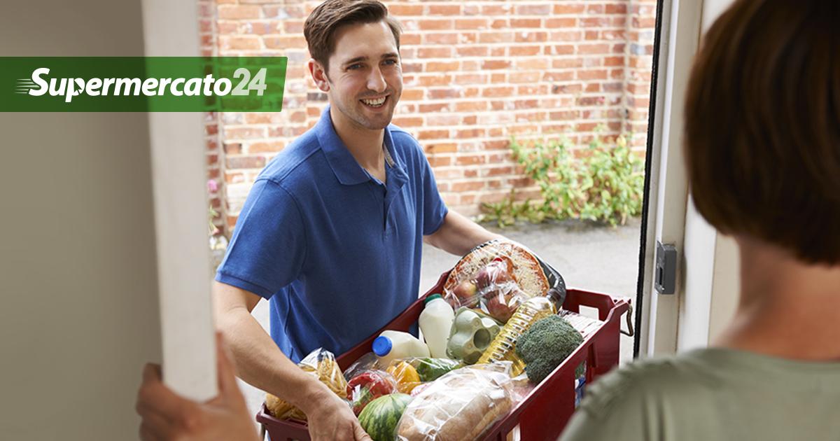 Supermercato24 – La spesa online, a casa tua in giornata