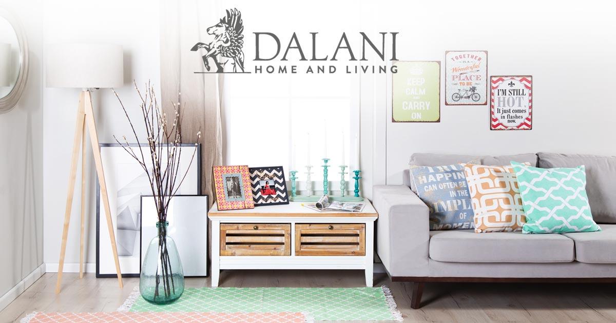 Dalani Home & Living – Grandi idee per l'arredamento e il design online